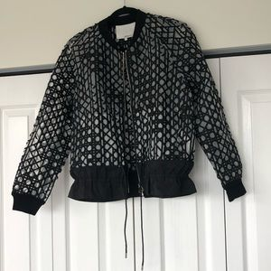 NWOT 3.1 Philip Lim Oversized Jacket in Black